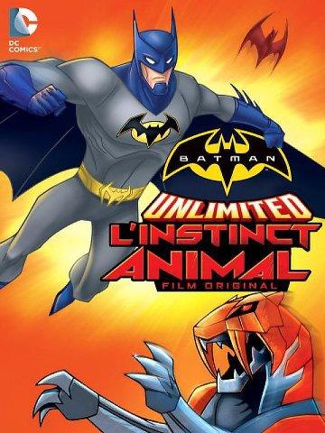 Batman Unlimited L'instinct animal FRENCH DVDRIP 2015