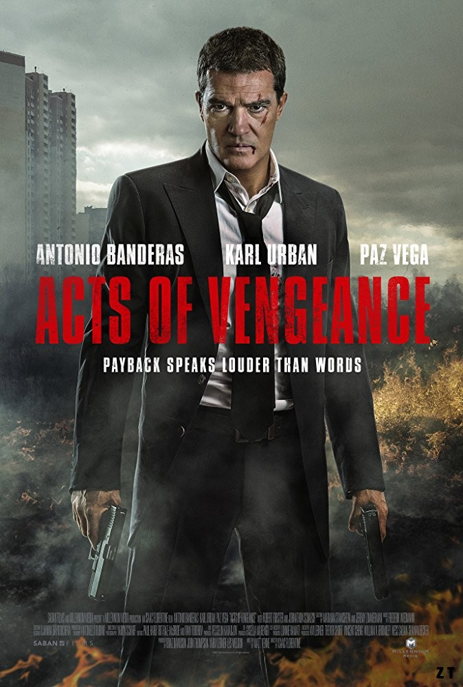 Acts of Vengeance FRENCH DVDRIP 2017
