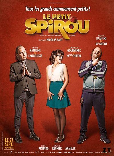 Le Petit Spirou FRENCH DVDRIP 2018