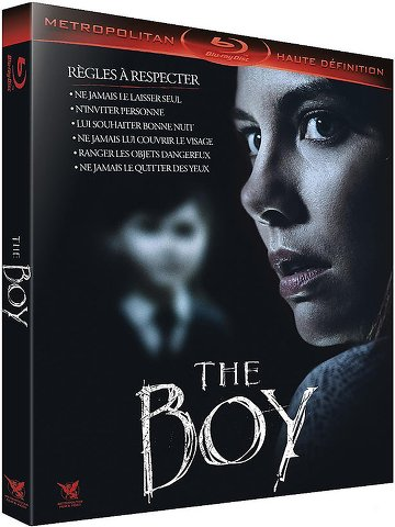 The Boy FRENCH BluRay 1080p 2016