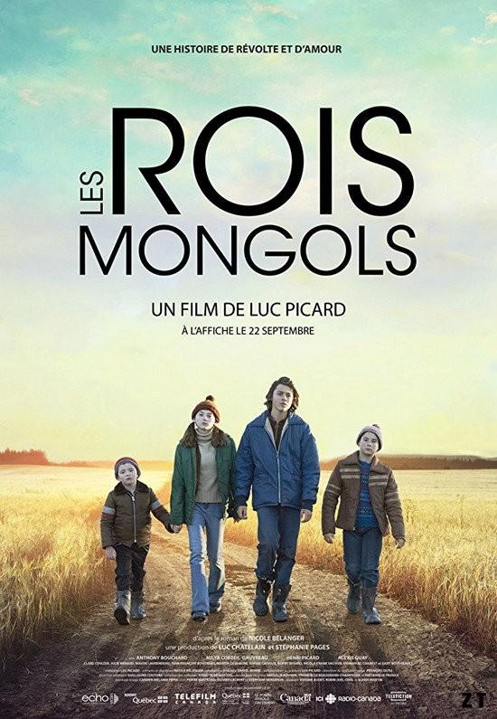Les rois mongols FRENCH WEBRIP 2017