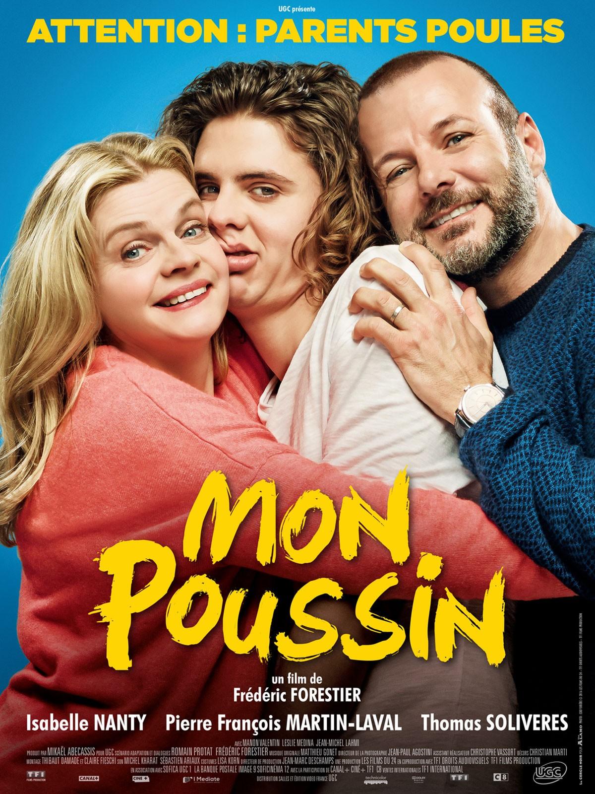 Mon poussin FRENCH WEBRIP 2017