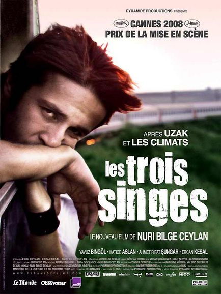 Les Trois Singes DVDRIP FRENCH 2008