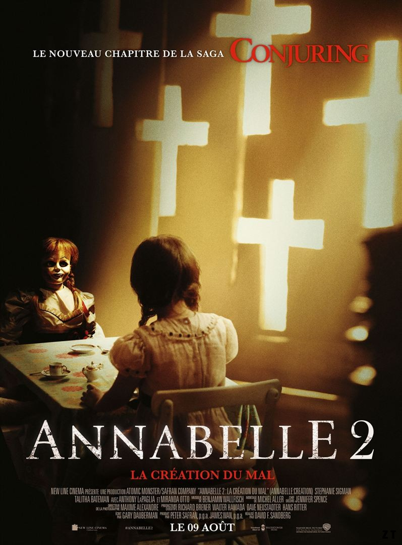 Annabelle 2 : la Création du Mal TRUEFRENCH DVDRIP 2017
