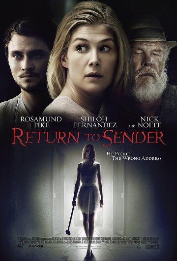 Return To Sender FRENCH DVDRIP 2015