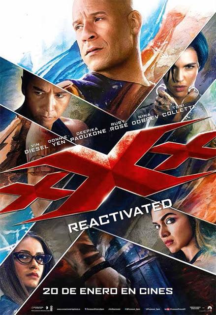 xXx : Reactivated FRENCH DVDRIP 2017