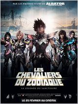 Les Chevaliers du Zodiaque - La Légende du Sanctuaire VOSTFR DVDRIP 2015