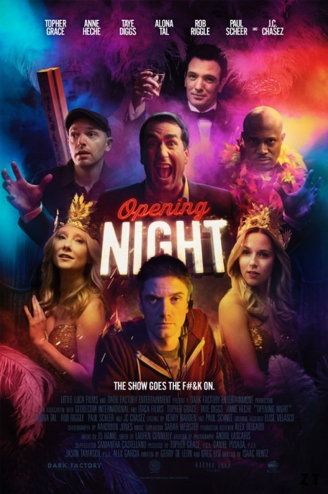 Opening Night FRENCH WEBRIP 2017