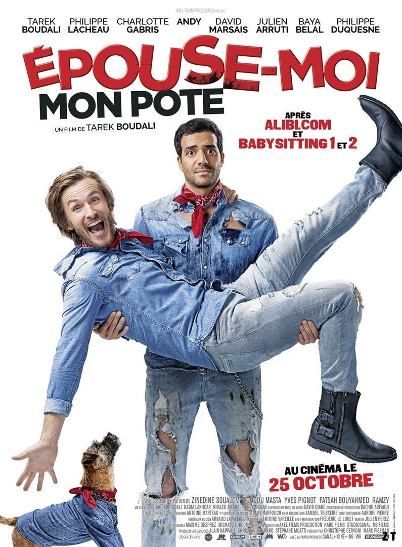 Epouse-Moi Mon Pote FRENCH DVDRIP 2018