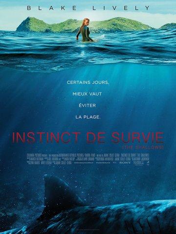 Instinct de survie - The Shallows FRENCH DVDRIP 2016
