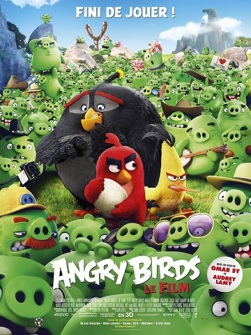 Angry Birds - Le Film FRENCH BluRay 1080p 2016