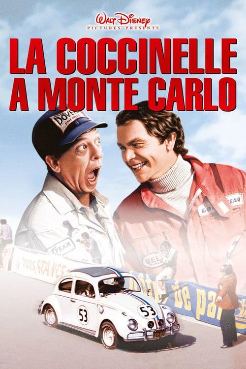 La coccinelle à Monte-Carlo FRENCH HDlight 1080p 1977