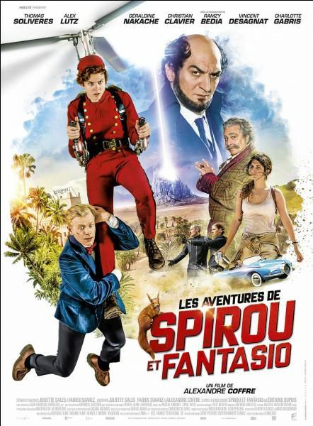 Les Aventures de Spirou et Fantasio FRENCH DVDRIP 2018