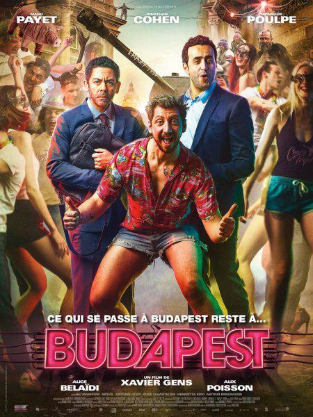 Budapest PROPER FRENCH WEBRIP 2018