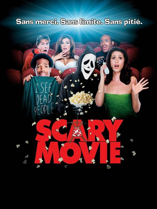 Scary Movie (Intégrale 5 films) FRENCH HDlight 1080p 2000-2013