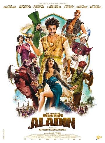 Les Nouvelles aventures d'Aladin FRENCH DVDRIP x264 2015