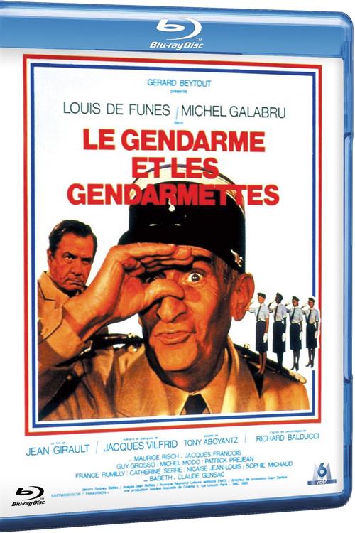 Le gendarme et les gendarmettes FRENCH HDlight 1080p 1982