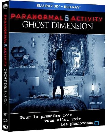 Paranormal Activity 5 Ghost Dimension FRENCH BluRay 720p 2015