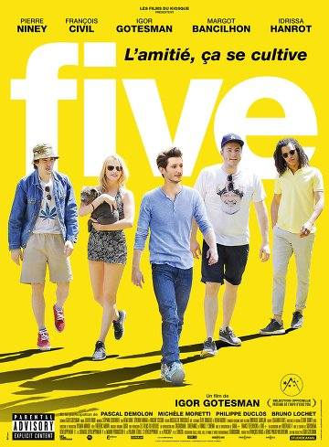 Five FRENCH DVDRIP 2016