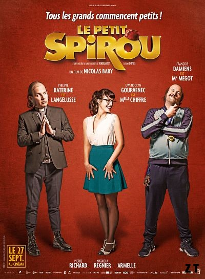 Le Petit Spirou FRENCH BluRay 1080p 2018