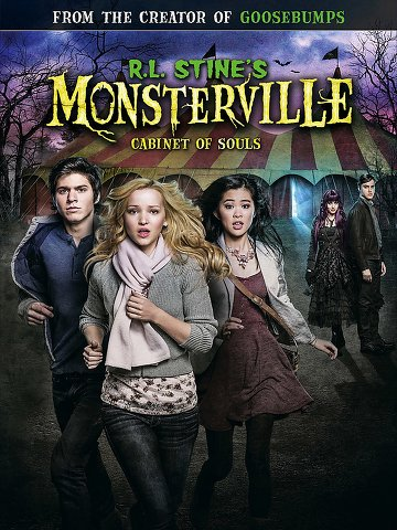 R.L. Stine's Monsterville: The Cabinet of Souls FRENCH DVDRIP 2015