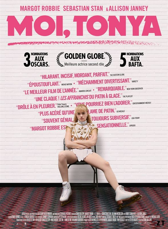 Moi, Tonya FRENCH DVDRIP 2018