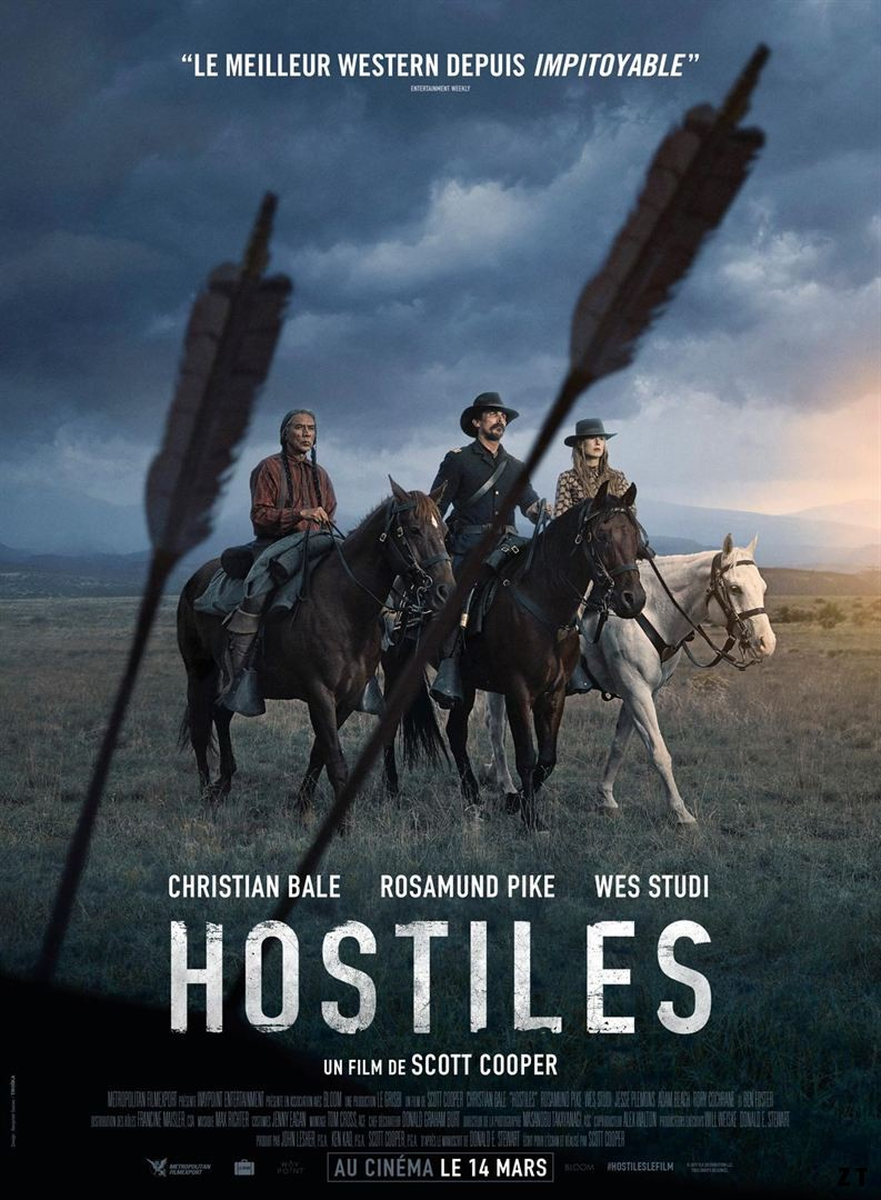 Hostiles FRENCH WEBRIP 2018