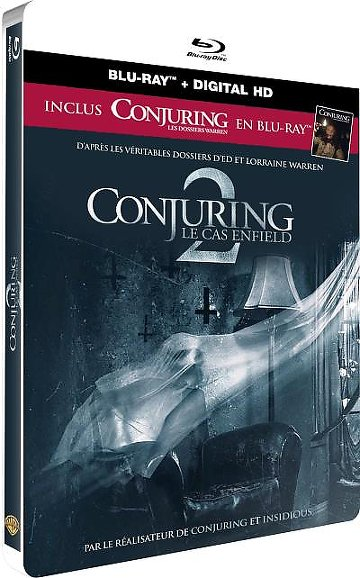 Conjuring 2 : Le Cas Enfield FRENCH BluRay 1080p 2016