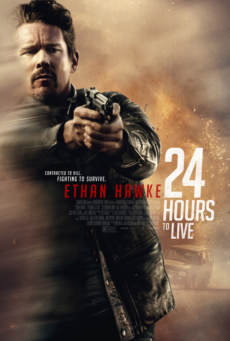 24H Limit (24 Hours To Live) FRENCH DVDRIP 2017