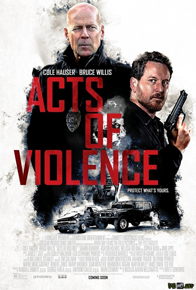 Acts Of Violence FRENCH DVDRIP x264 2018