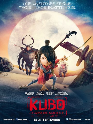 Kubo et l'armure magique FRENCH DVDRIP 2016