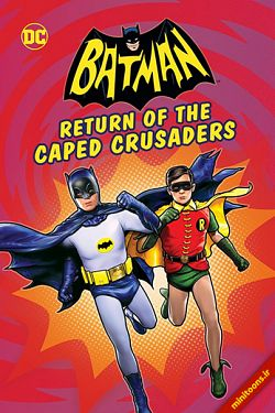 Batman: Return Of The Caped Crusaders FRENCH DVDRIP 2016
