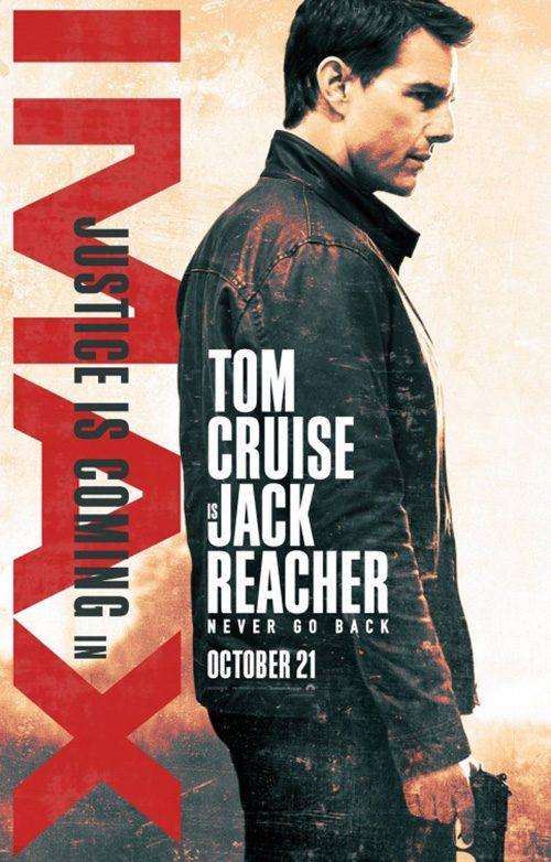 Jack Reacher : Never Go Back FRENCH DVDRIP x264 2016
