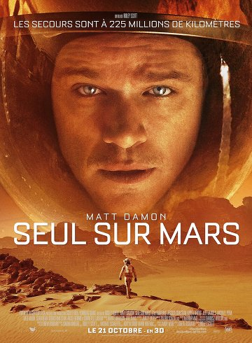 Seul sur Mars FRENCH DVDRIP 2015