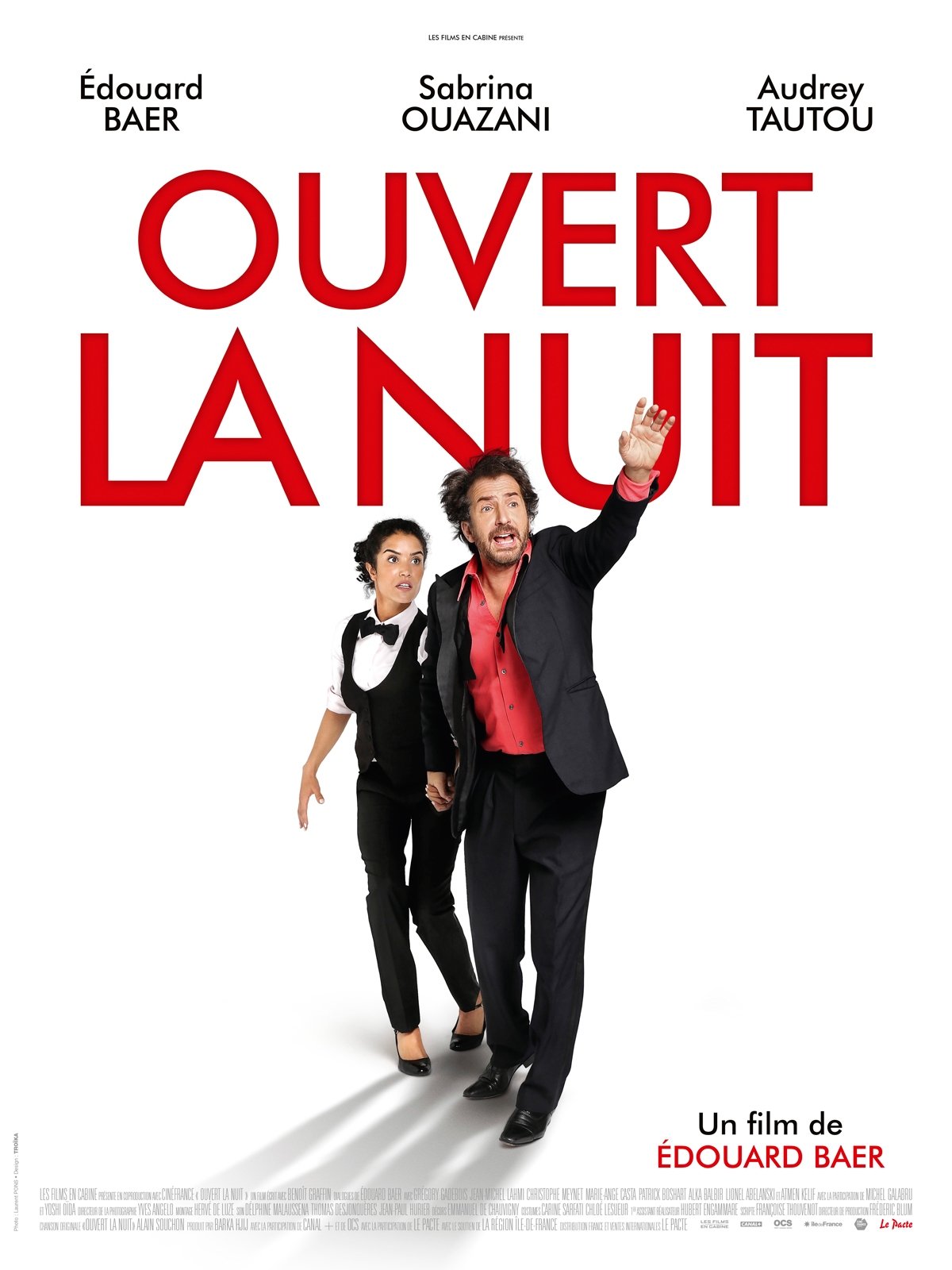 Ouvert la nuit FRENCH DVDRIP 2017