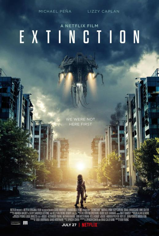 Extinction FRENCH WEBRIP 720p 2018