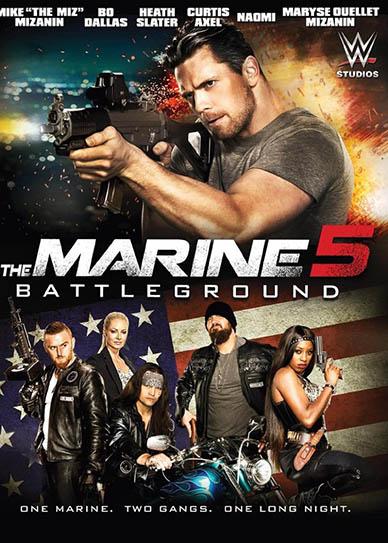 The Marine 5: Battleground FRENCH DVDRIP 2017