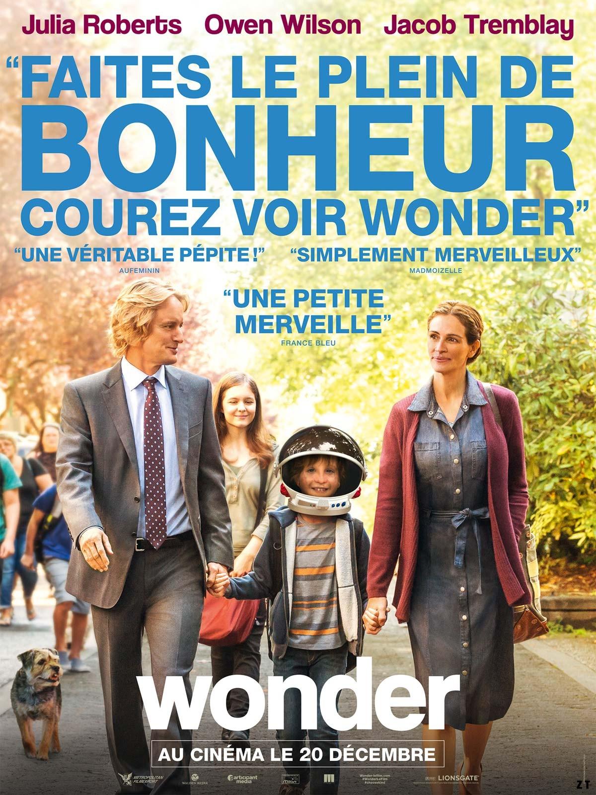 Wonder FRENCH BluRay 1080p 2018