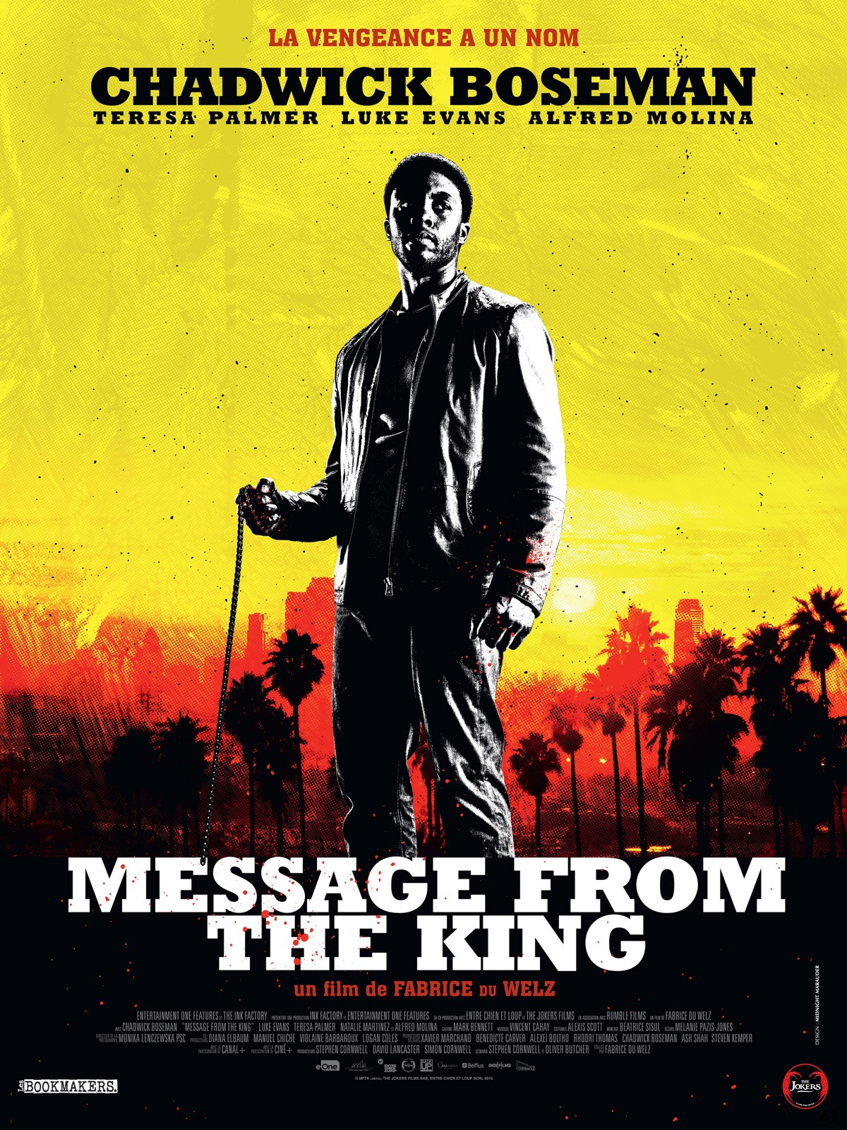 Message from the King FRENCH DVDRIP 2017