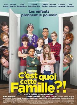 C'est quoi cette famille?! FRENCH BluRay 1080p 2016
