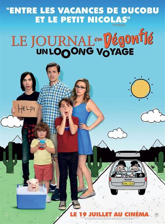 Journal d'un dégonflé : Un looong voyage FRENCH DVDRIP x264 2017