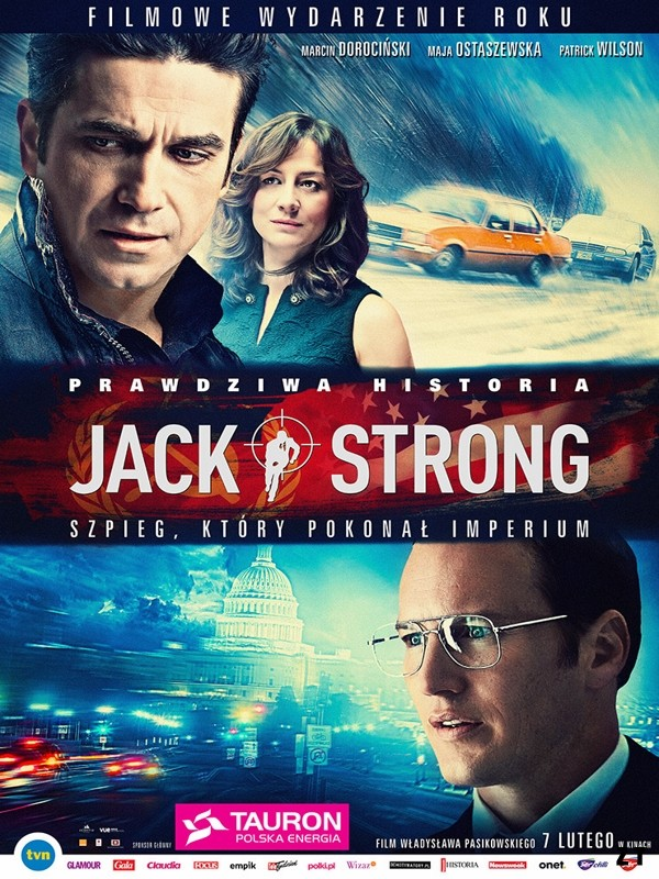 Jack Strong FRENCH BluRay 720p 2018