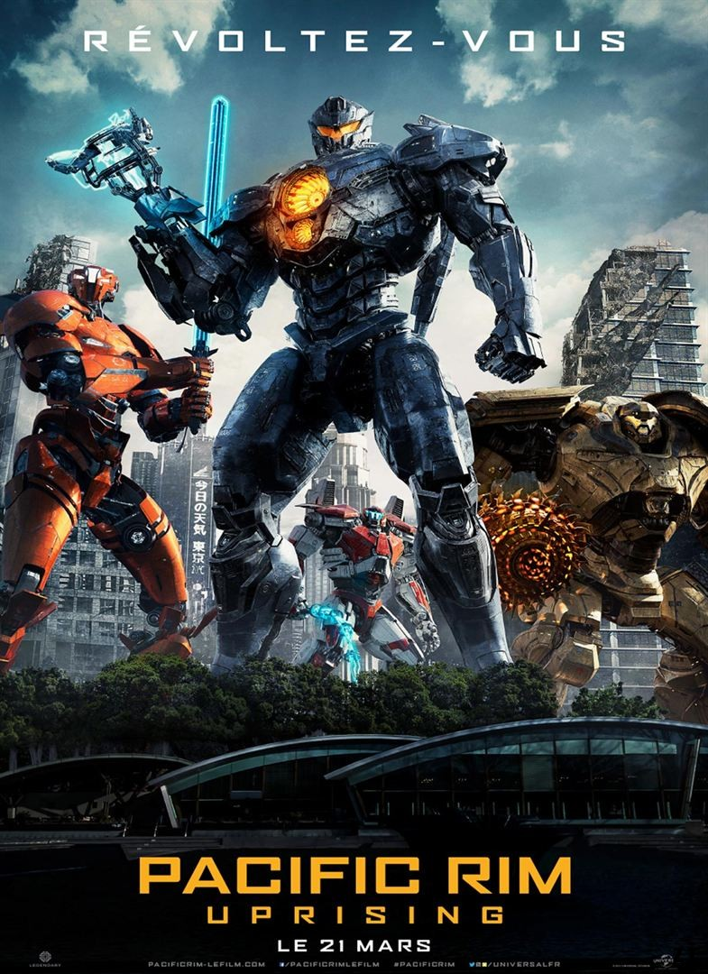 Pacific Rim : Uprising FRENCH TS 2018