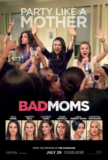 Bad Moms FRENCH DVDRIP 2016