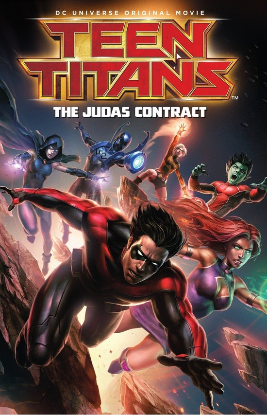Teen Titans: The Judas Contract FRENCH DVDRIP 2017