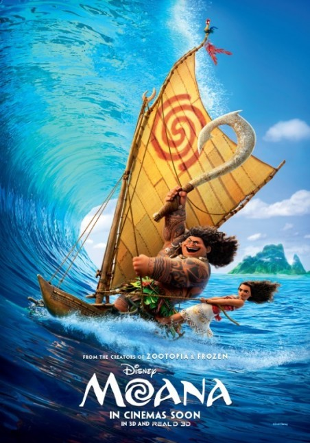 Vaiana, la légende du bout du monde FRENCH BluRay 1080p 2016