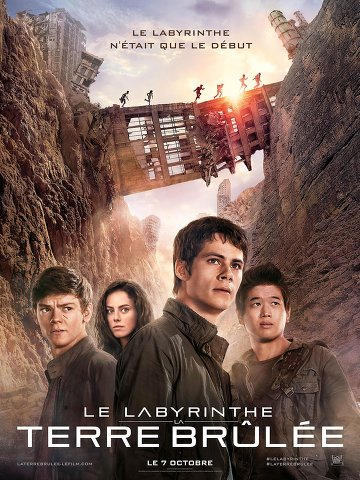 Le Labyrinthe : La Terre brûlée TRUEFRENCH DVDRIP 2015