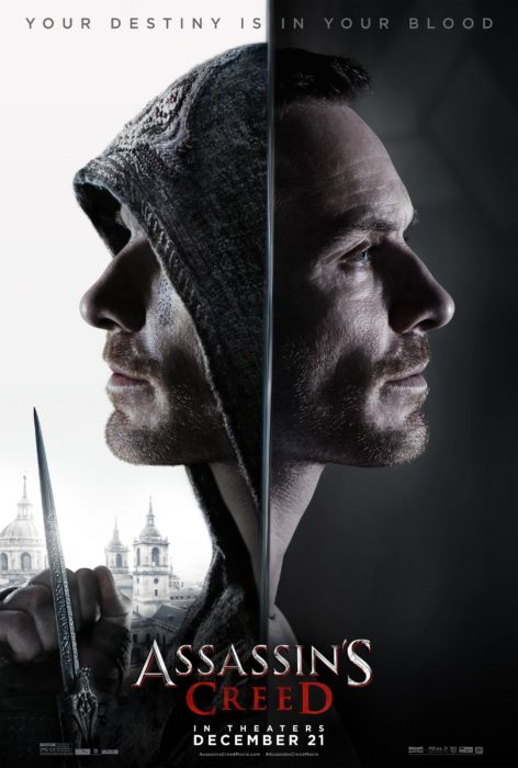 Assassin's Creed FRENCH DVDRIP x264 2017
