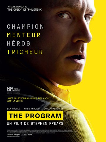 The Program FRENCH DVDRIP x264 2015