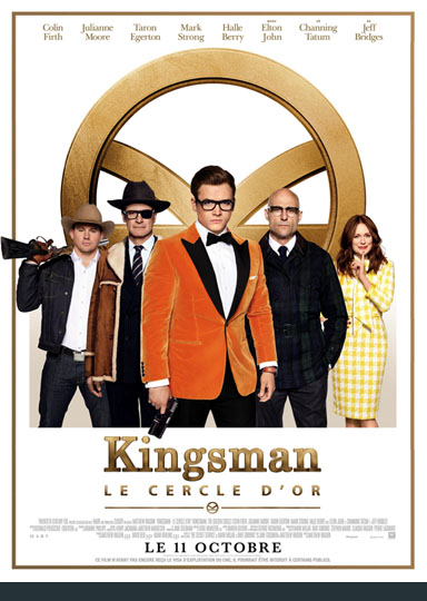 Kingsman : Le Cercle d'or TRUEFRENCH DVDRIP 2017